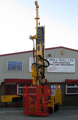 Beretta T44 Drilling Rig - Drillwell Ltd