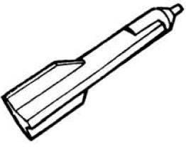 Boring Tools Regular Californian Bit - Drillwell Ltd
