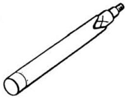 Boring Tools Shell or Bailer - Drillwell Ltd