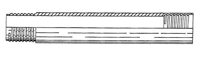 Casing Waterwell Flush Butt Joints - Drillwell Ltd