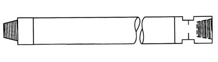 Drill Rod Collar - Drillwell Ltd