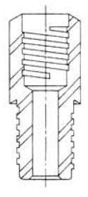 Drill Rod Adaptors Imperial - Drillwell Ltd