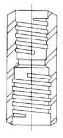 Drill Rod Adaptors Metric Sizes - Drillwell Ltd