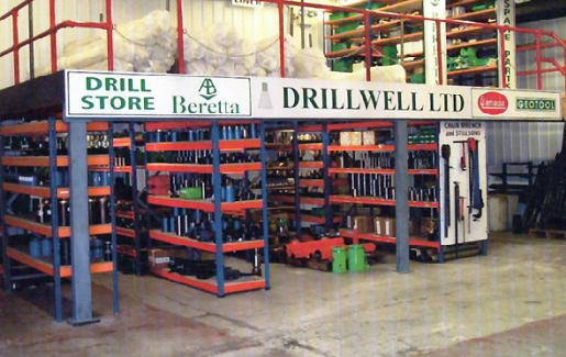 Drillwell Stores - Drillwell Ltd