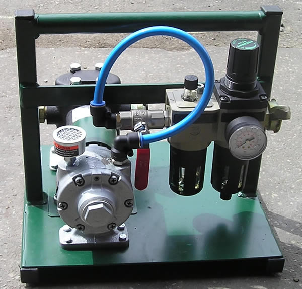 Mist Pump - Drillwell Ltd