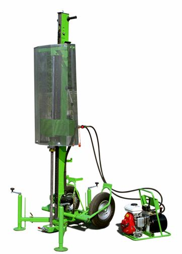 Nordmeyer LMSR-SPT Dynamic Probing Rig - Drillwell Ltd