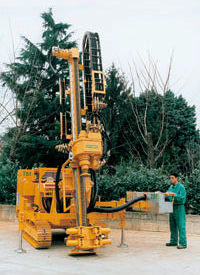 T51 Beretta Drilling Machine - Drillwell Ltd