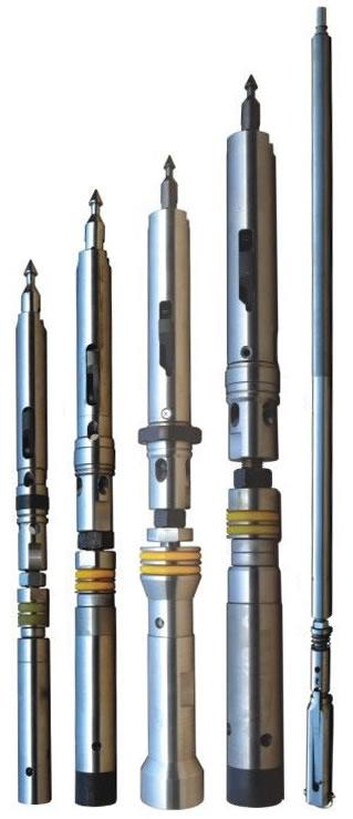Wireline Core Barrel Head Overshot - Drillwell Ltd